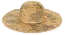 Scala Straw Sun Hat
