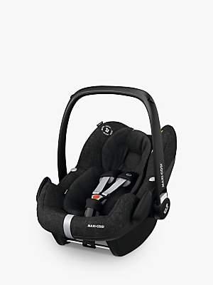 Maxi-Cosi Pebble Pro i-Size Group 0+ Baby Car Seat, Nomad Black