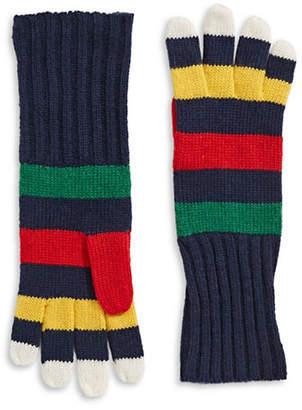 HBC HUDSON'S BAY COMPANY Knit Gloves