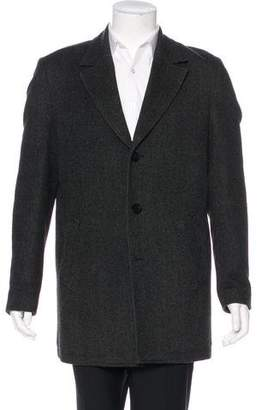 Kenneth Cole Wool Overcoat