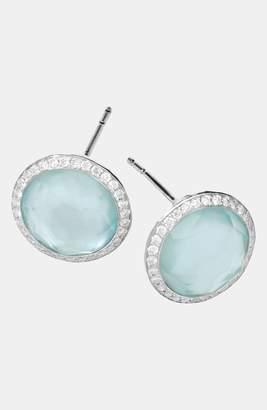 Ippolita 'Rock Candy - Stella' Diamond & Stone Stud Earrings