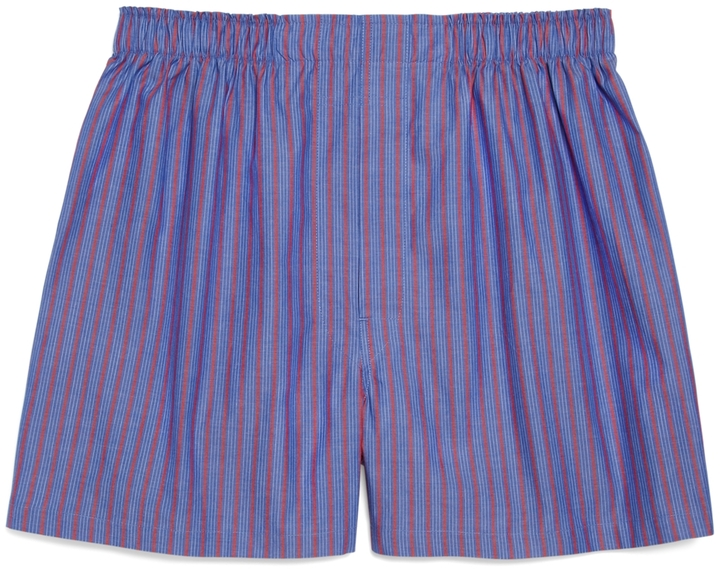 Brooks Brothers Traditional Fit Nautical Stripe Boxers