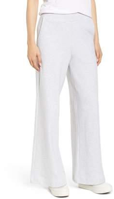 Lou & Grey Conscious Cotton Wide Leg Sweatpants