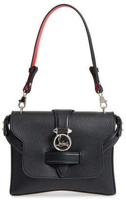 Christian Louboutin Small Rubylou Calfskin Leather Bag
