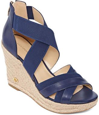 f53344510287 ... JCPenney · Liz Claiborne Helena Womens Wedge Sandals