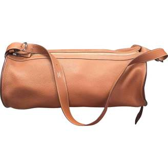 Hermes Leather crossbody bag