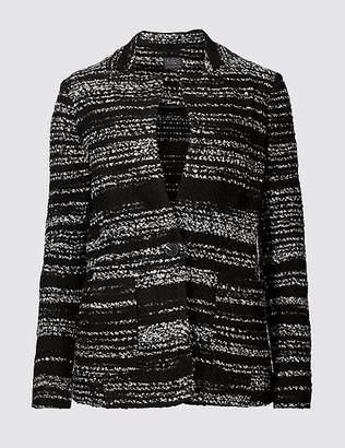 Marks and Spencer Smart Textured Blazer