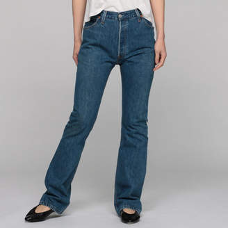 RE/DONE リダン HIGH RISE BOOT CUT (LEVI'S)