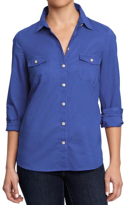 Old Navy Women's Camp Shirts