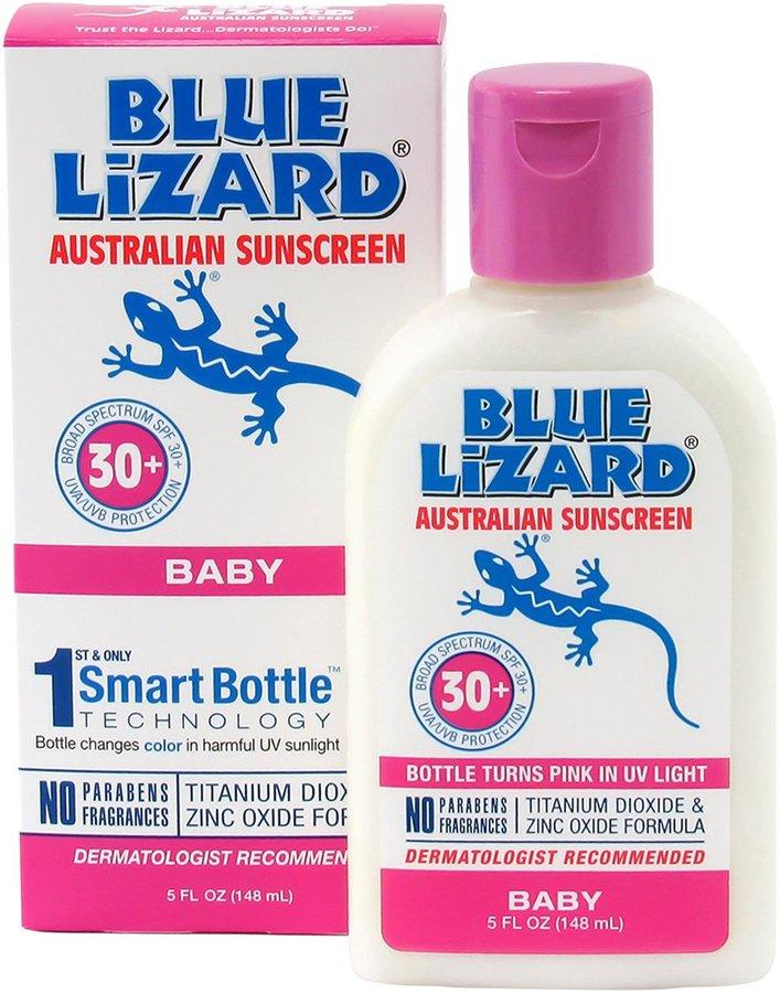 Blue Lizard Australian Baby Sunscreen Lotion - SPF 30 - 5 oz - Fragrance Free