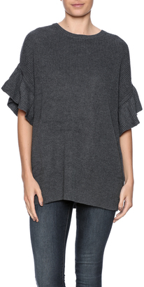 Do & Be Flutter Sleeve Sweater $45.99 thestylecure.com