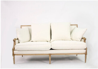 Zentique Louis Sofa