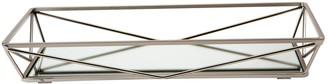 Home Details Geometric Mirrored Vanity Tray