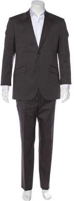 Givenchy Pinstriped Two-Piece Suit