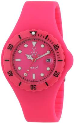 Toy Watch Women's JYPKS-PKS Jelly Rubber Watch