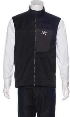 Arc'teryx Nylon Zip Vest