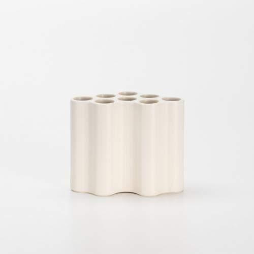 Nuage céramique Vase weiß, medium