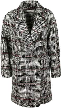 Isabel Marant Double Breasted Coat