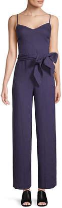 Saks Fifth Avenue Linen Jumpsuit
