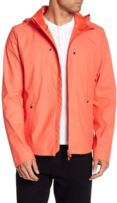 Save The Duck Short Hooded Raincoat