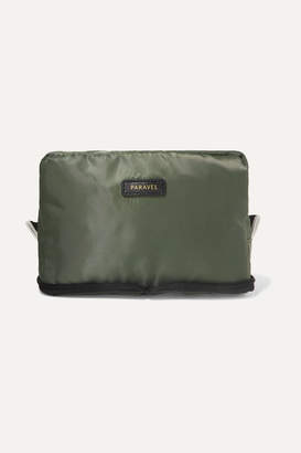 Paravel Fold-up Shell Pouch - Army green