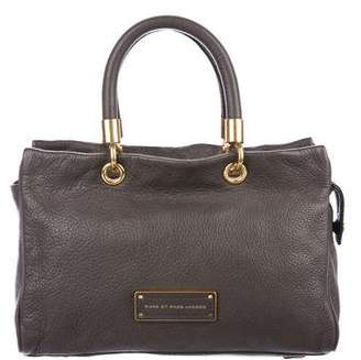 Marc by Marc Jacobs Pebbled Leather Satchel