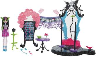 Monster High Kohl's Welcome to Dance The Fright Away Playset