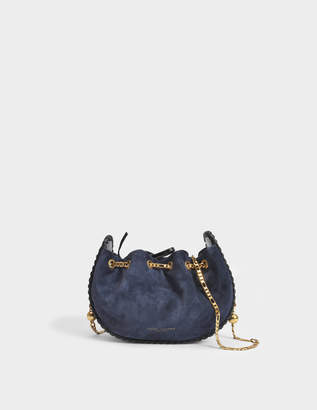 Marc Jacobs Sway Bag in Cosmos Split Cow Suede