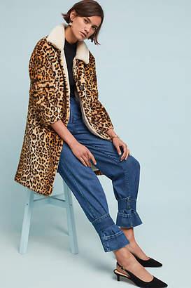 Jakett Leopard Jacket