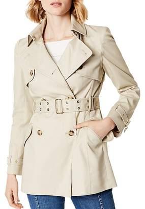 Karen Millen Belted Short Trench Coat