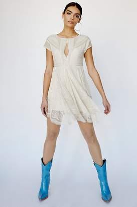Victoria Embellished Mini Dress