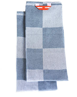 Recycled Denim Tea Towels (Set of 2)