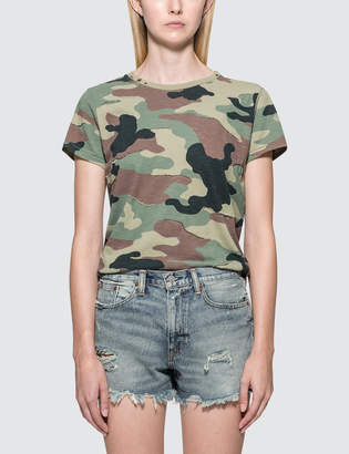 Polo Ralph Lauren Camo Short Sleeve T-shirt