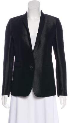 The Kooples Structured Long Sleeve Blazer