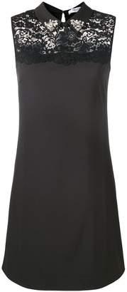 Blugirl lace panel dress