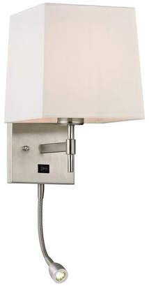 Elk Lighting 17155/2 Derringer 2-Light Wall Sconce