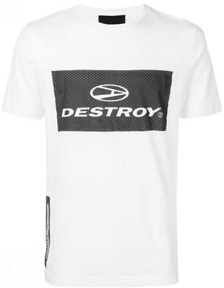 John Richmond Destroy T-shirt