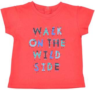 R édition Slogan T-Shirt, 1 Month-3 Years