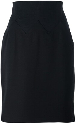 Jean Paul Gaultier Pre-Owned knee length skirt