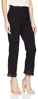 Lysse Women's Renna Light Weight Ponte Straight Leg Crop