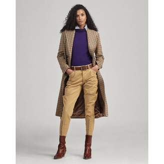Ralph Lauren Cotton Twill Jodhpur Pant