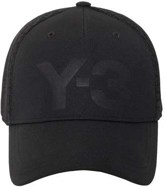 Y-3 Logo Trucker Hat