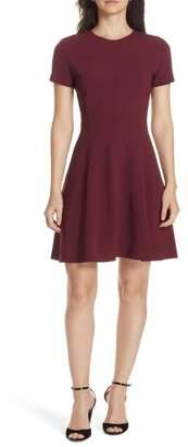 Theory Modern Seamed Dress