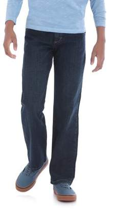 Wrangler Husky Boys' Straight Fit Jean