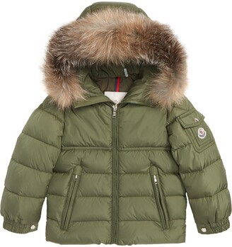 8d46649b3 Moncler Green Boys' Outerwear - ShopStyle