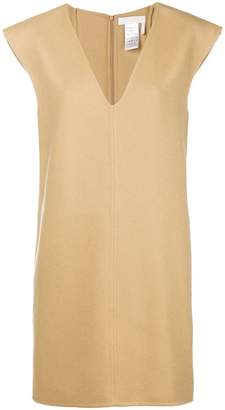 Chloé V-neck shift dress