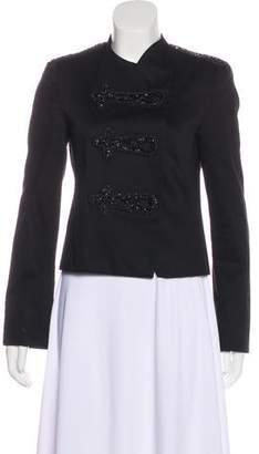 Alice + Olivia Embellished Evening Jacket