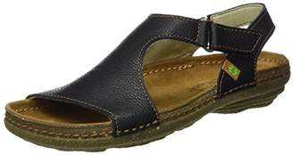 El Naturalista Women's Torcal N309 Flat Sandal 39 EU/