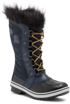 Sorel Tolfino II Faux Fur Cuff Boot