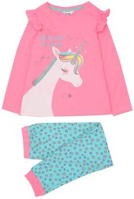 M&Co Unicorn pyjamas
